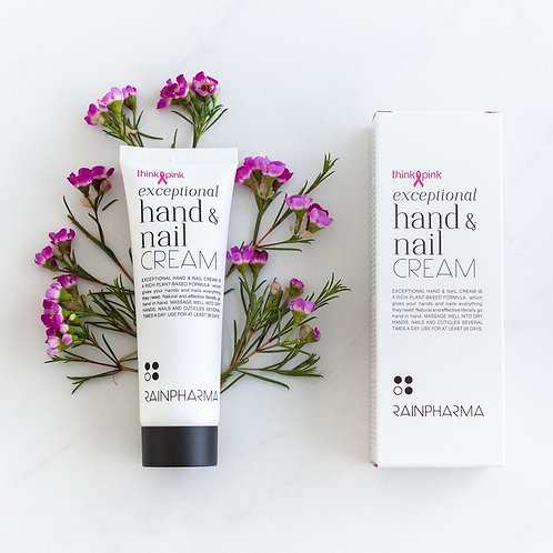 Exceptional Hand & Nail Cream 50ml