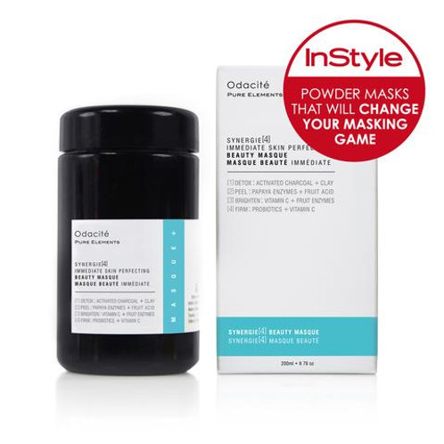 Synergie[4] Immediate Skin Perfecting Beauty Masque Full Size 60GR