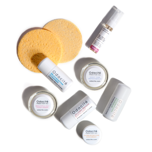 Discovery Kit gecombineerde huid - Fresh Collection!