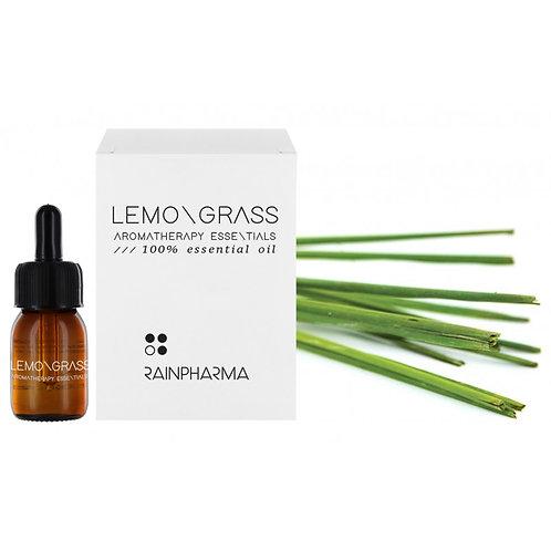 RainPharma Essential Oil Lemongrass (Citroengras) 30ml