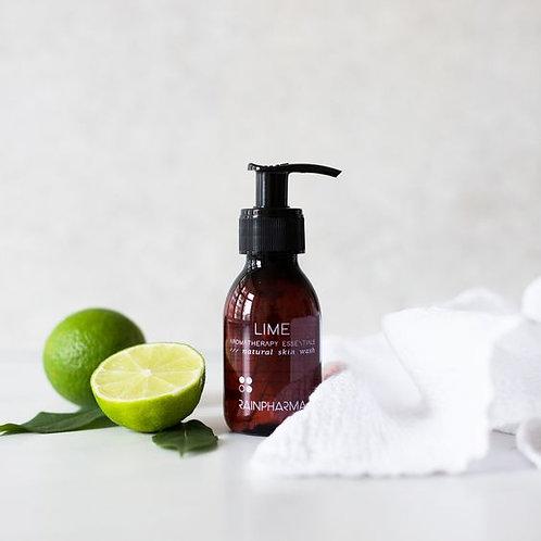 Aromatherapy Skin Wash Lime 100ml