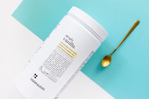 Maxi Pack Simply Vanilla Shake Rainpharma 1350gr