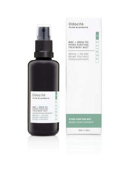 Odacité - Hydra-Purifying Treatment Mist Mint + Green Tea 50ml