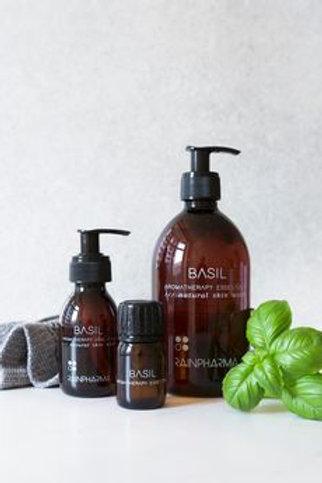 Aromatherapy Skin Wash Basil 100ml