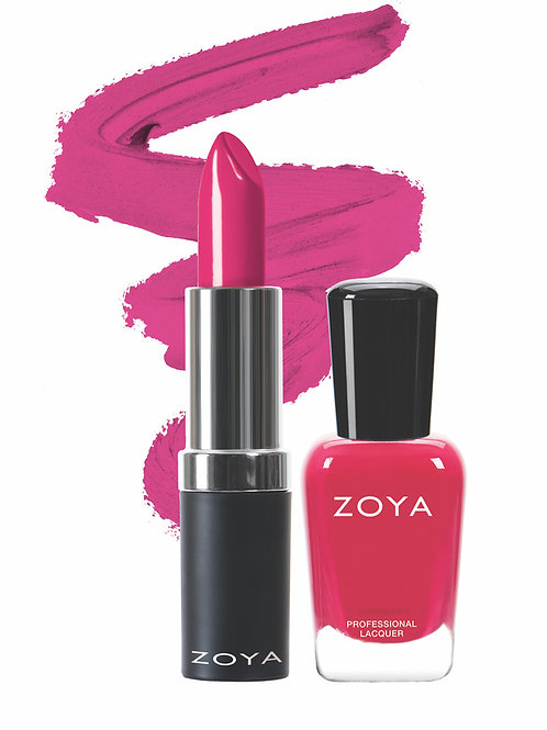Zoya XO Lips and Tips Duo gift set