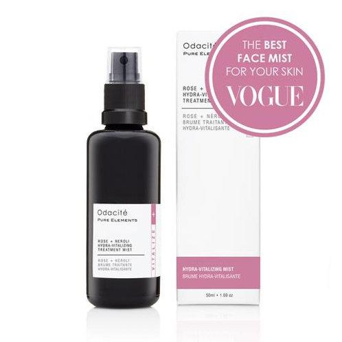 Odacité - Hydra-Vitalizing Treatment Mist Rose + Neroli 50ml