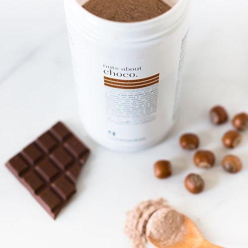 Nuts about Choco shake RainPharma