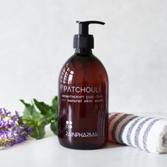 Aromatherapy Skin Wash Patchouli 500ml