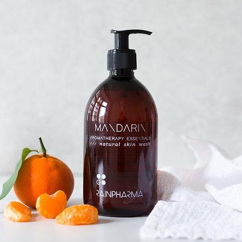 Aromatherapy Skin Wash Mandarin 500ml