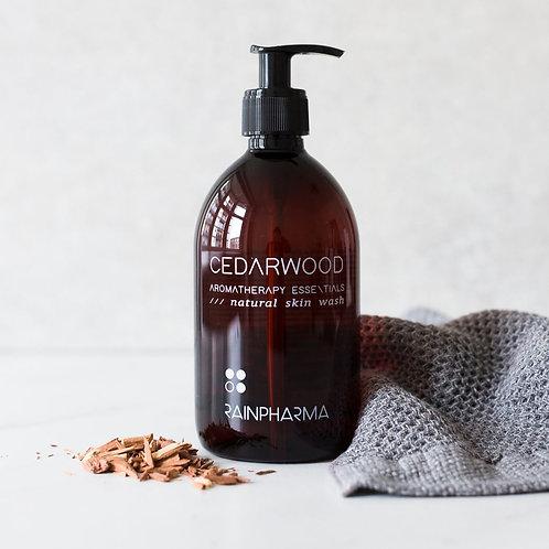 Aromatherapy Skin Wash Cedarwood 500ml