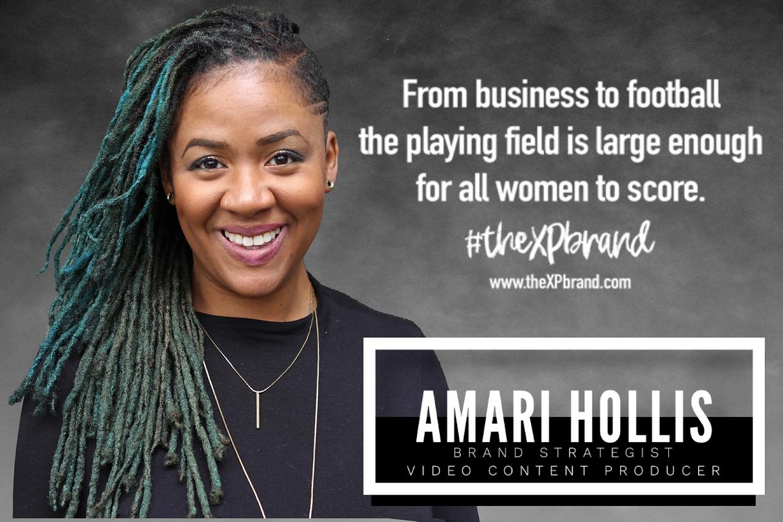 Amari Hollis #theXPbrand