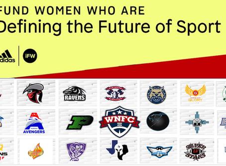 WNFC is a 2020 IFundWomen Reimagine Sport Grant Recipient
