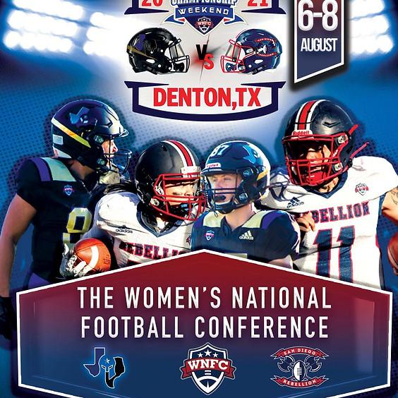 2021 WNFC IX Cup Championship Weekend