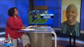 WNFC on Good Day L.A. - Bringing Women's Tackle Football into the National Spotlight