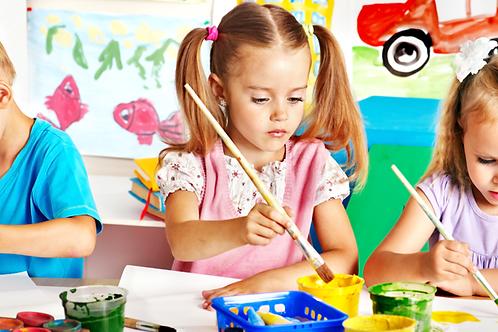 Éveil artistique 4-6 ans