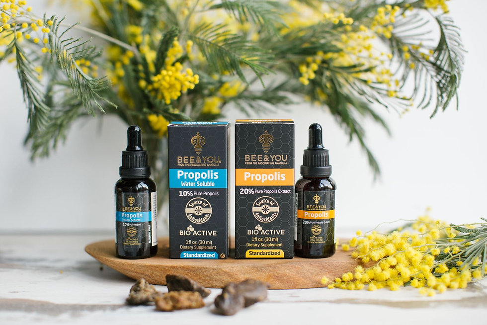Propolis Water Soluble