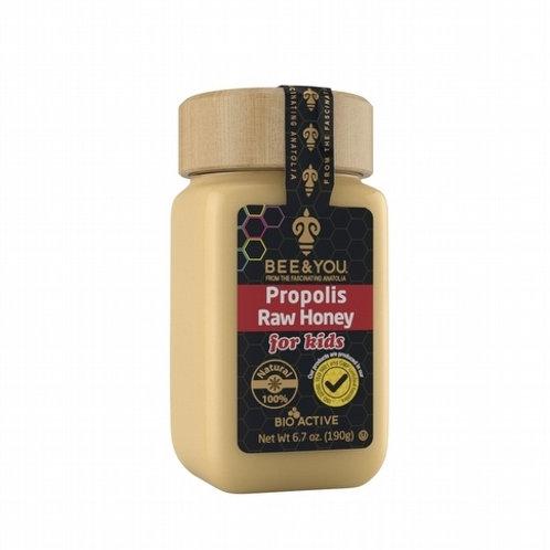 Propolis + Raw Honey (for kids)