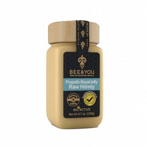 Propolis + Royal Jelly + Raw Honey Mix