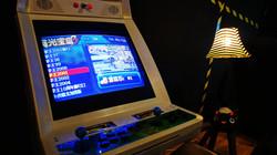 Life Sized Arcade Console