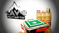 Automatic Mahjong Table