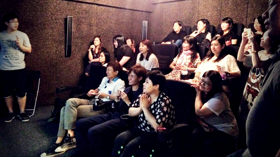 Birthday Gathering for Akio Hong & Fans 2(12Sept2015)