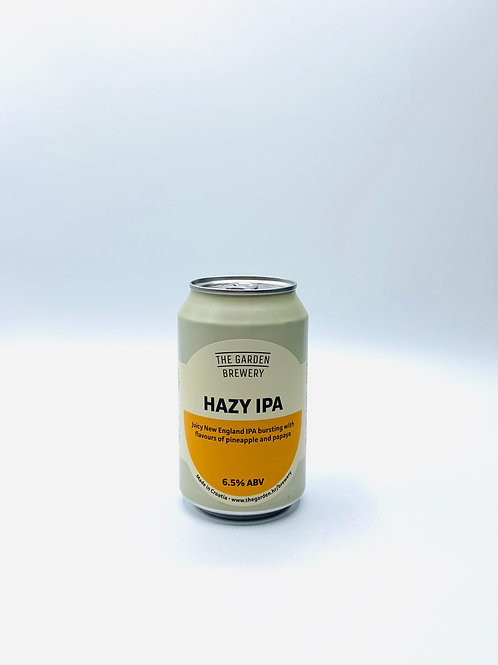 Hazy Ipa - The Garden Brewery
