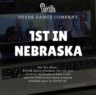 1st Virtual Studio In Nebraska