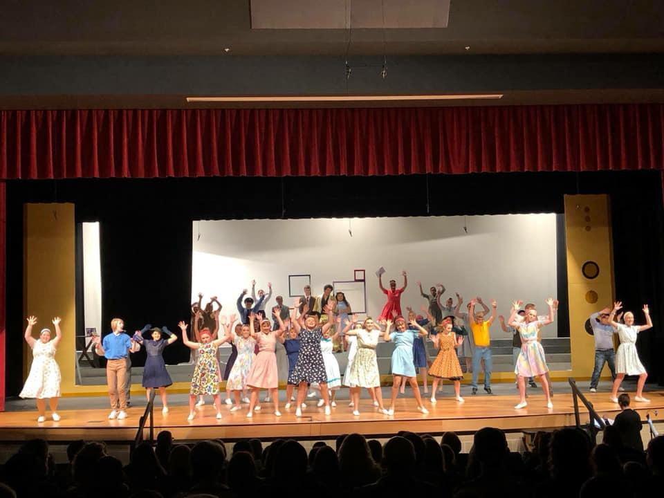 """Bye Bye Birdie"" - Crete High School"