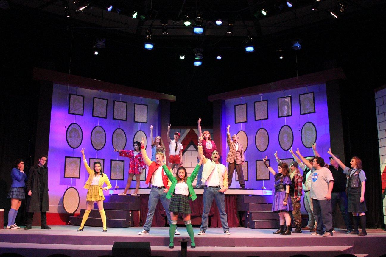 """Heathers The Musical"" - Doane University"