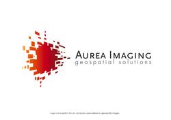 création et conception de logo pour une entreprise de photographie et cartographie par photos satell
