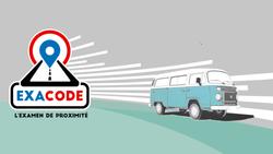 Création de logo et identité graphique pour Exacode