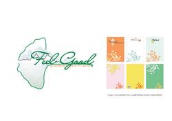 création et conception de logo pour un centre de bien-être