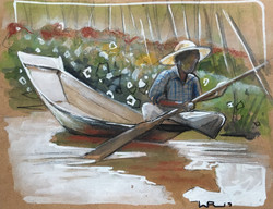 barque Inle