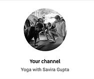 Yoga with Savira Gupta