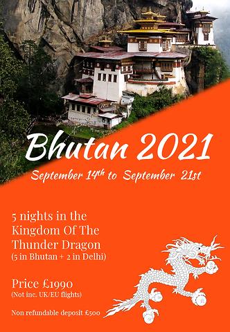 Bhutan Flyer 2021