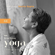 teaching yoga with cora geroux podcast