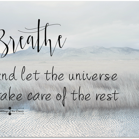 Breathe in Change