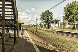 Train station, Stocznia Gdanska II