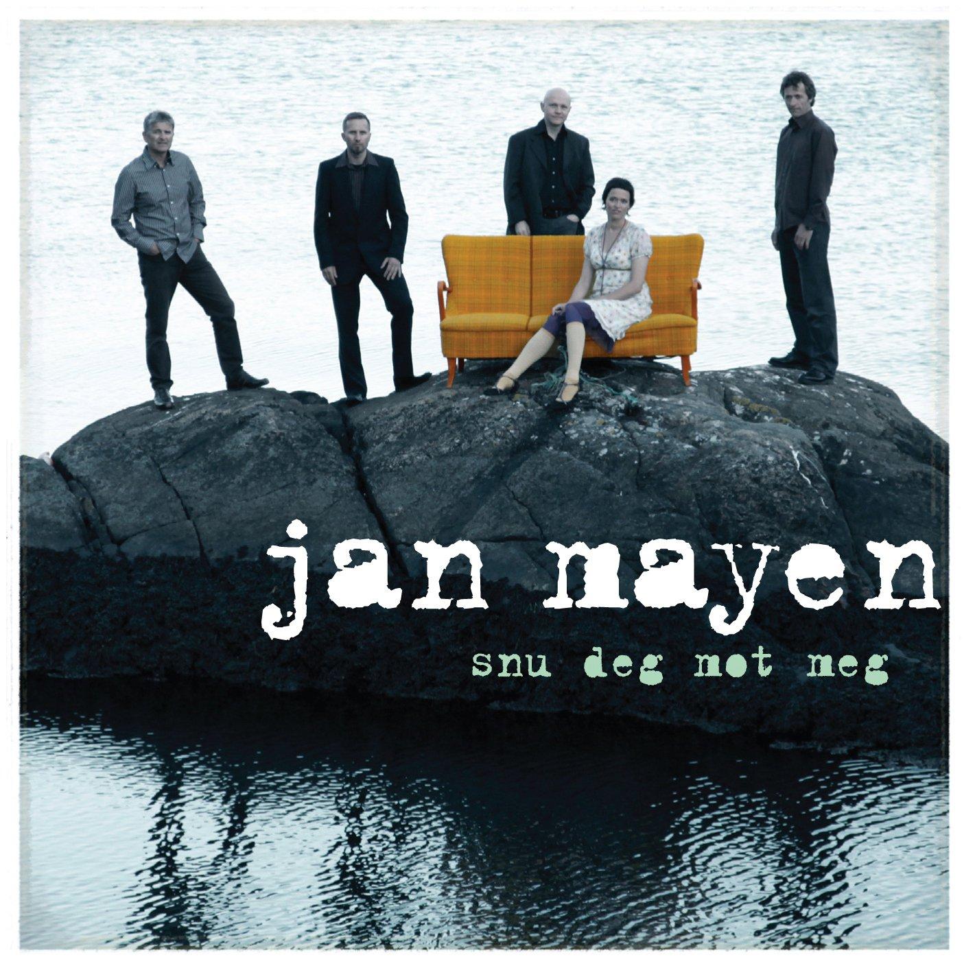 Cover jan mayen