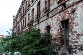 Brick wall Gdansk II
