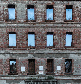 Brick wall Gdansk I