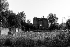 Haunted house, Gdansk