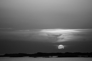 Solnedgang SH