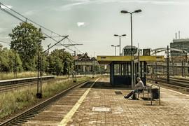 Train station, Stocznia Gdanska I