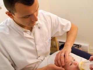 L'Ostéopathie et bébé