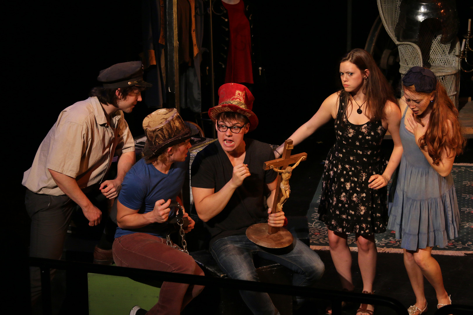 An Exorcisim in Comedy of Errors