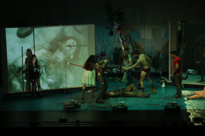 A Murder in Lord of the Flies