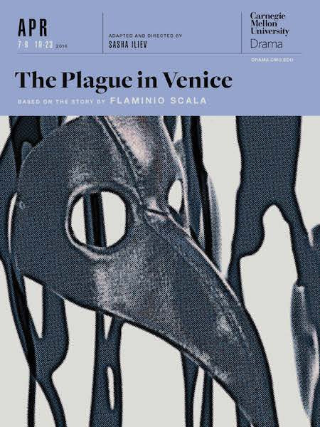 The Plague in Venice Poster