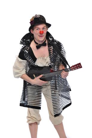 Baron Lovelace in Clownfest