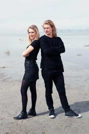 Viola and Sebastian Promo. Photo credit: Todd Keith Photograph